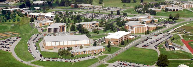 MSSU campus