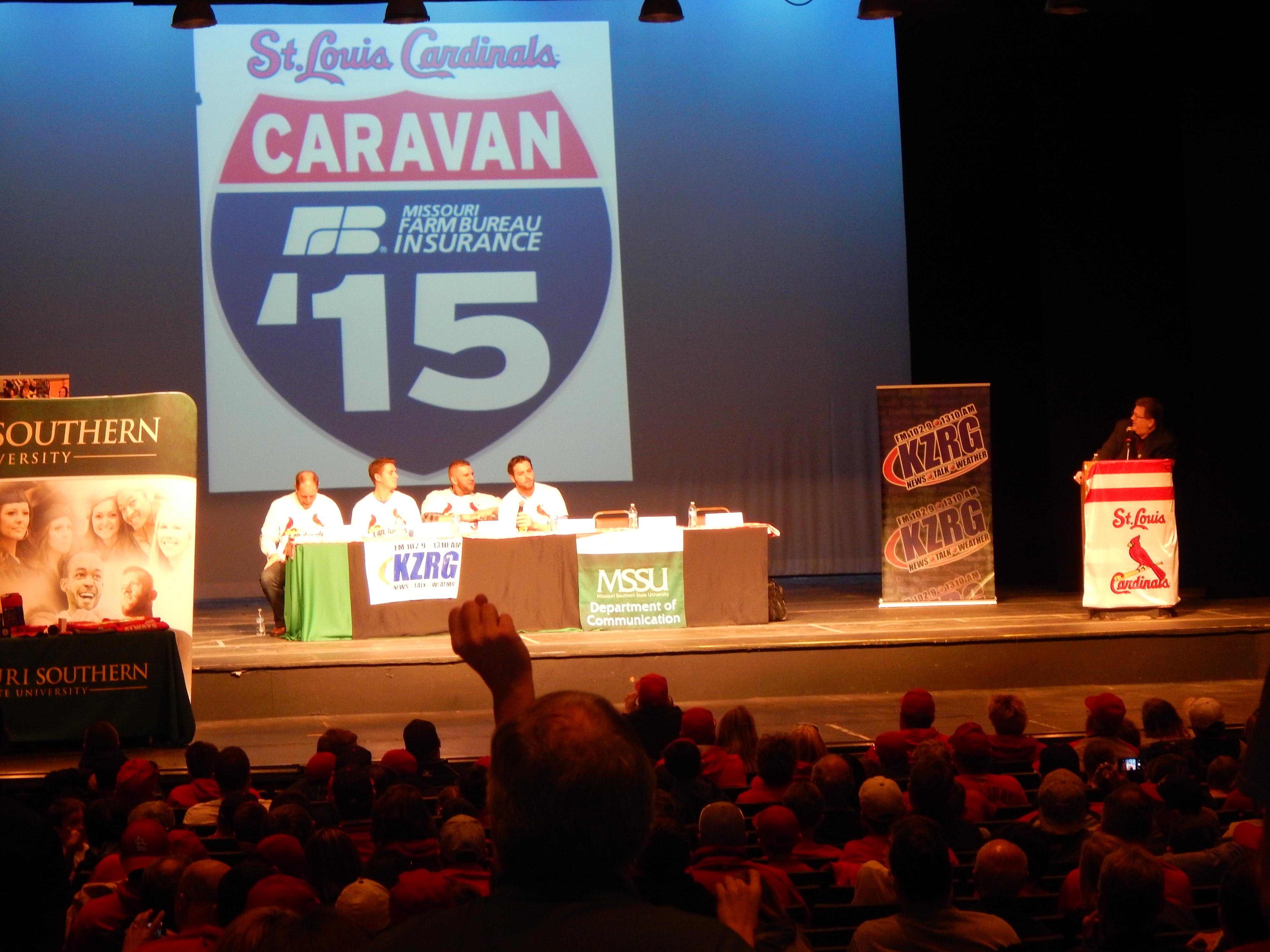 Cardinal Caravan 2015