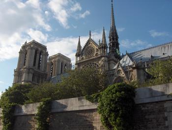 Notre Dame de Paris - Photo by Rod E. Surber