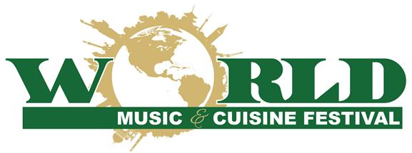 World Music Festival Logo World Music Amp Cuisine Festival
