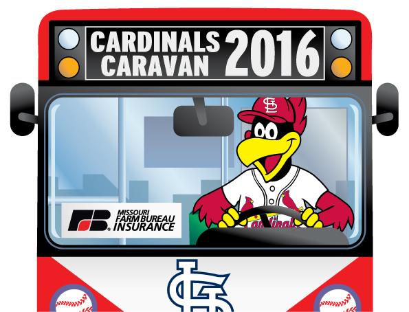 cardinals 2016 caravan