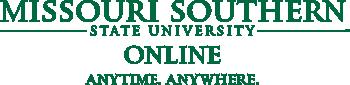 Missouri Southern Online Logo