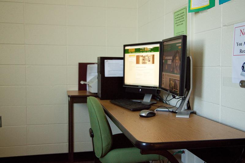 Computer Labs help facilitate tutoring